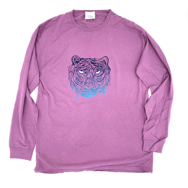 *Tiger Long-Sleeve T-Shirt