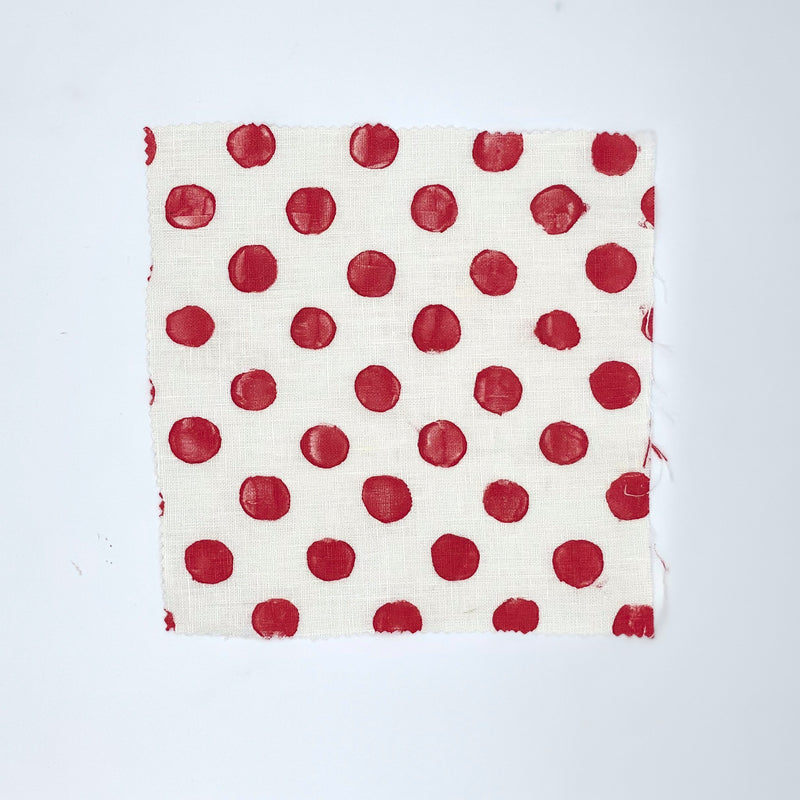 Linen Napkins in Dots Ombré (Set of 4)