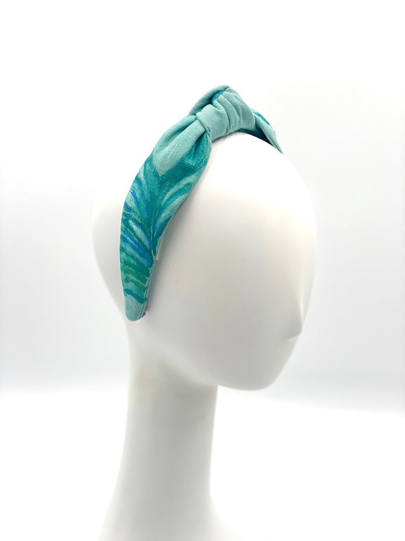 Knotted Headbands: Tulusa x Dmaran Collaboration