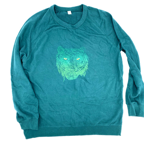 Classic Block-Print Sweatshirt (multiple prints)