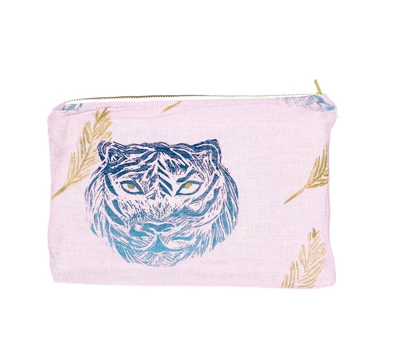Henry the Tiger Clutch (multiple colors)