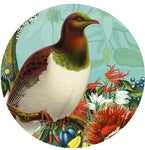 Art spot - Botanical Kereru