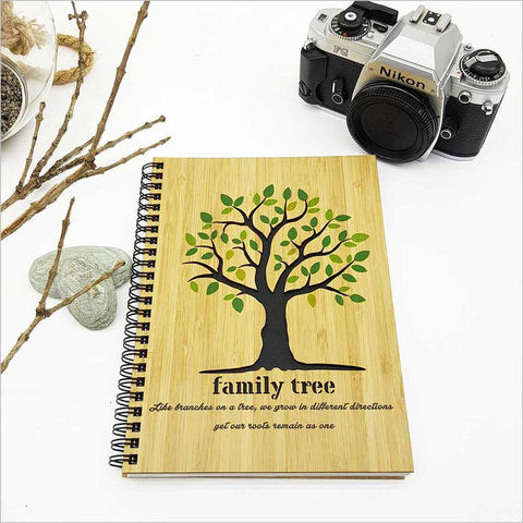 Bamboo Journal S - Family Tree