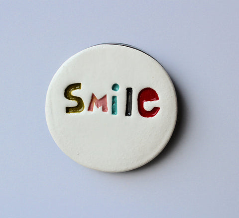 Ceramic Smile Disc