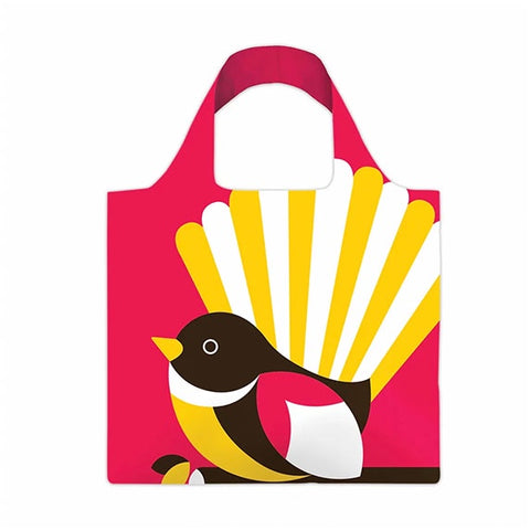 Reusable Carry Bag - Iconic Fantail