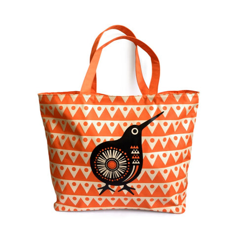Beach Bag - Retro Kiwi