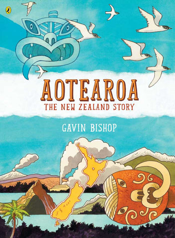 Aotearoa the New Zealand Story
