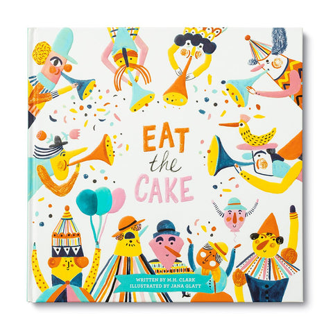 Gift Book Eat The Cake (Occasion)