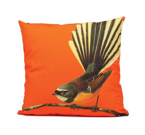 Cushion cover -  Bright Fantail