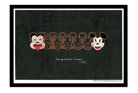 Mickey To Tiki (reversed)