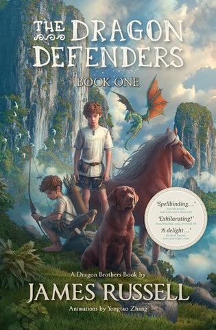 The Dragon Defenders - Book One