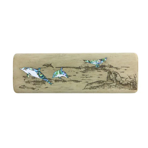 Recyclewood Wall Art - Sea Scape
