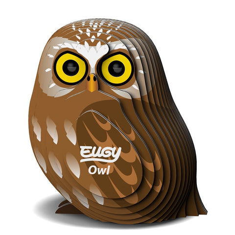 3D Cardboard Kit Set - Morepork