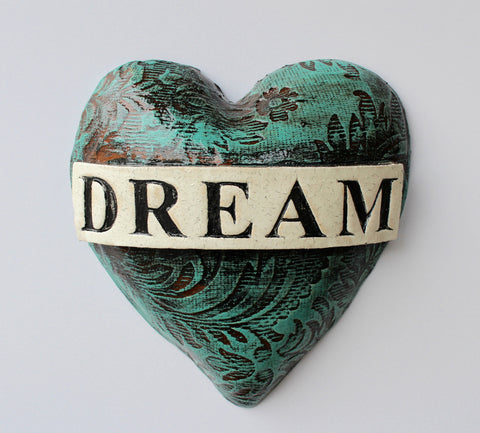 Ceramic Super Dream Heart