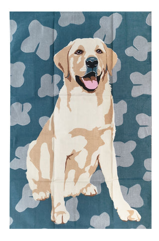 Tea Towel - Golden Retriever