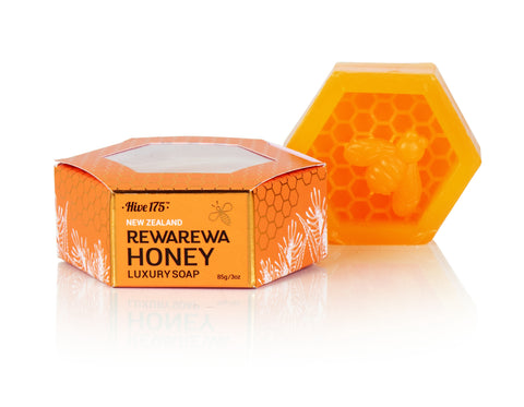 Rewarewa Honey Luxury Soap 85g