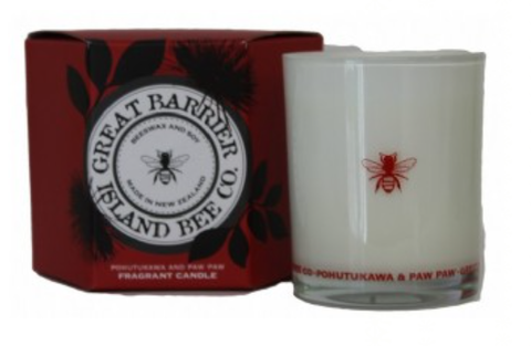 Pohutukawa & Paw Paw Fragrant Candle