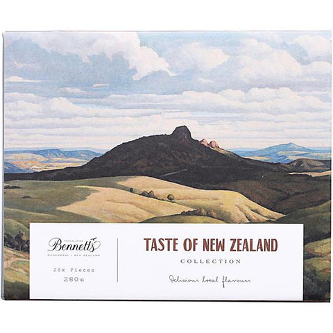 Taste of New Zealand Chocolate