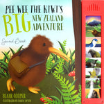 Pee Wee the Kiwi's Adventure w Free Toy