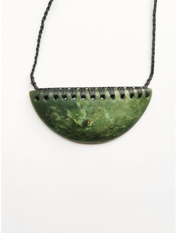 Breast Plate - Greenstone / Pounamu