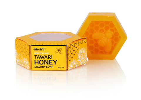 Tawari Honey Soap 85g