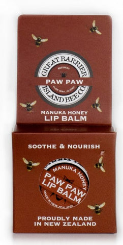 Paw Paw Soothe & Nourish Lip Balm