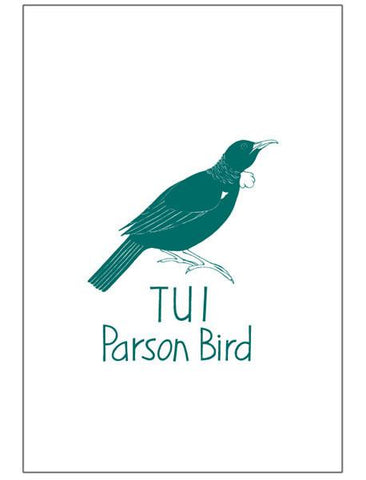 Tea Towel - Tui