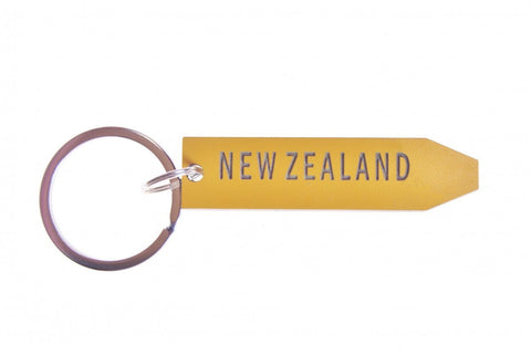 Give Me A Sign Key Ring - New Zealand