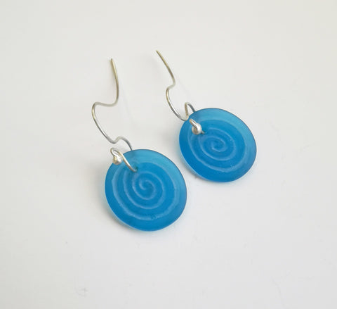 Glass Earrings – Koru Design