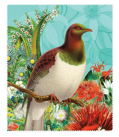 Kereru - Lens Cloth
