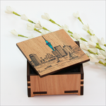 Small Trinket Box - Auckland