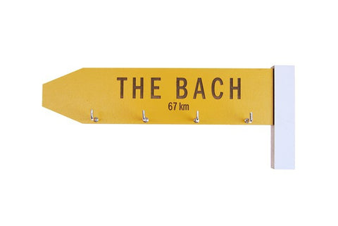 Key Holder - The Bach