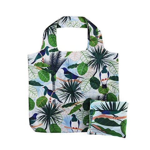Reusable Carry Bag - Bird Song