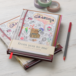Journal - Dear Grandma From You To Me