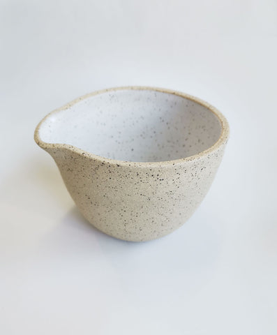 Speckled Small Pouring Bowl