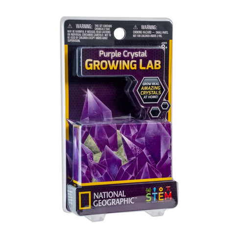 NG Crystal Grow Powder Purple