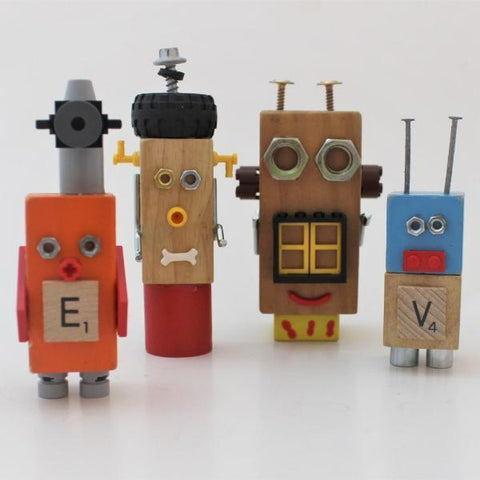 Make Your Own Robot Family