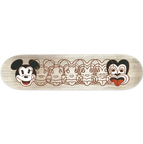 Skate Deck -  Mickey to Tiki (Dick Frizzell)