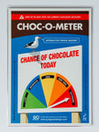 O Meter Fridge Magnets - Choc