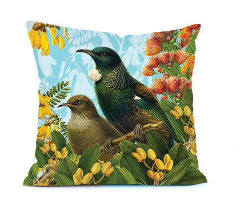 100%NZ - Cushion cover - Tui