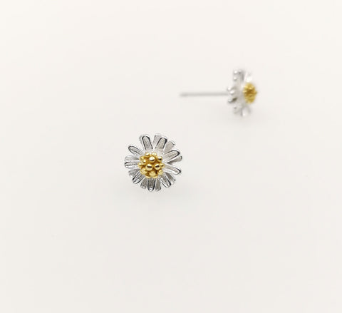 Daisy - Sterling Silver