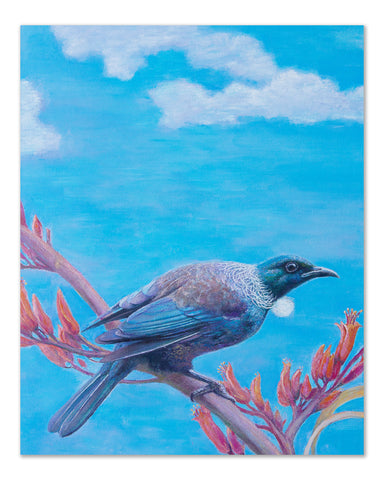 Tui oil painting original