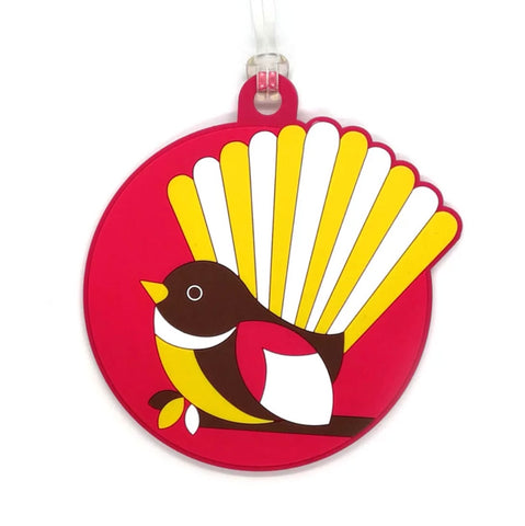 Bag Tag - Iconic Fantail