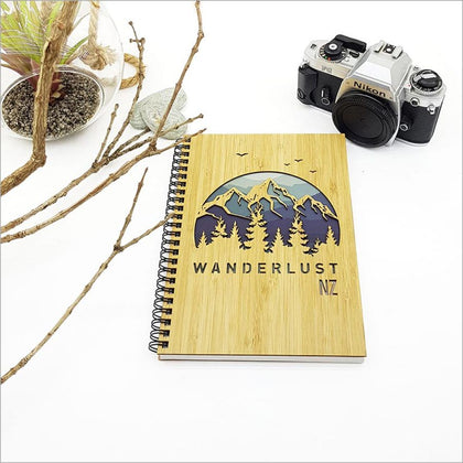 Bamboo Journal S - Wanderlust NZ