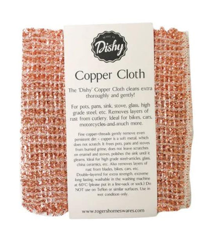 FLORENCE COPPER CLEANING CLOTH