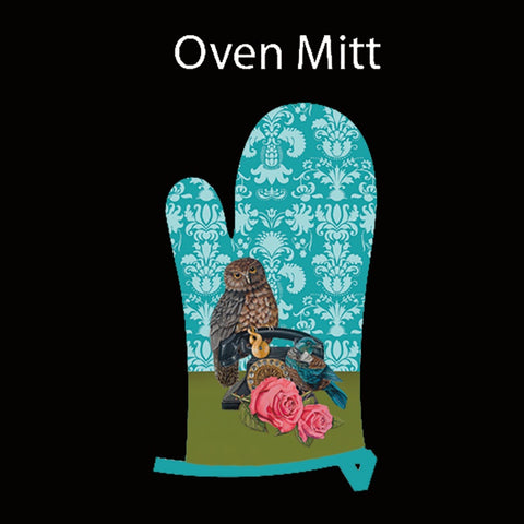 Oven Mitt - Be Kind