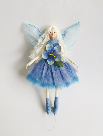 New Zealand Fairy - Forget me not