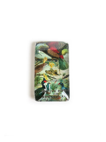 Glass Magnet - NZ Birds