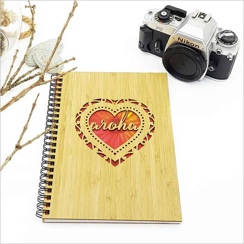 Bamboo Journal S - Aroha