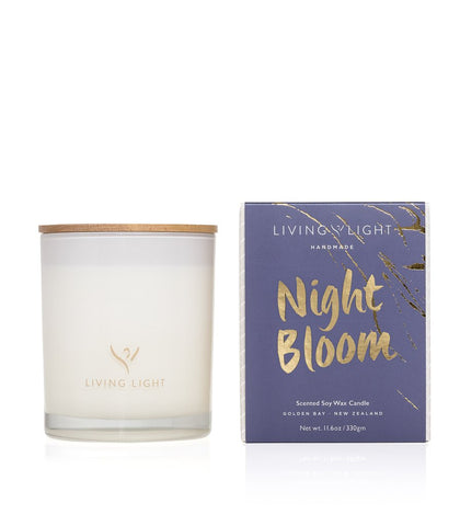 SOY JAR CANDLES - NIGHT BLOOM